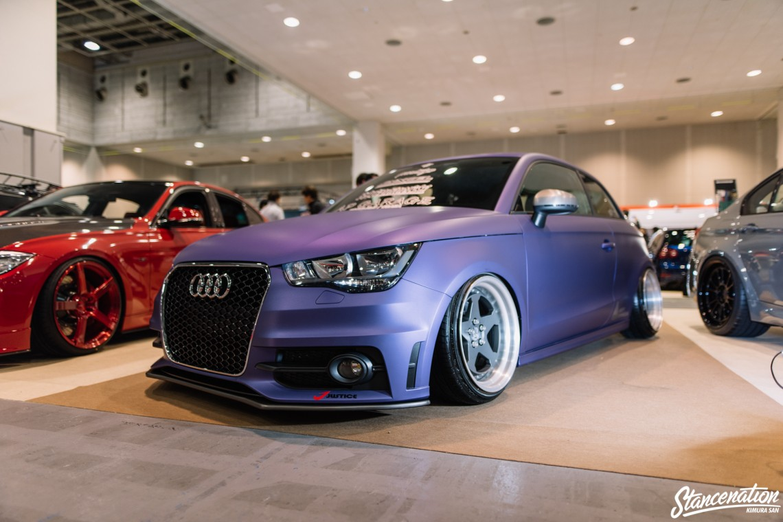 Audi A1 Tuning Pictures