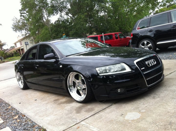 Audi A8 Tuning Pictures