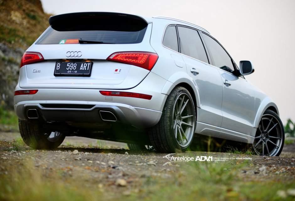 Audi Q5 Tuning Pictures