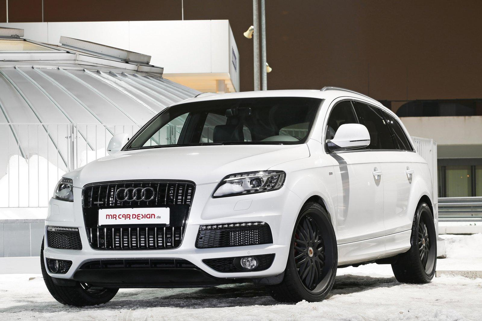 audi q7 tuning pictures. Black Bedroom Furniture Sets. Home Design Ideas