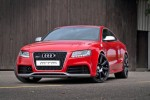 KW spring kit with individual height adjustment for Audi RS5 and A6