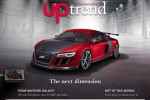 uptrend for iPad – the new issue of the ABT lifestyle magazine