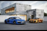 Audi R8 V10 Plus in a double pack by Wheelsandmore