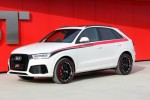 the 410 hp and 530 Nm ABT RS Q3