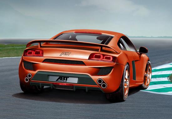 Abt Audi R8 tuning