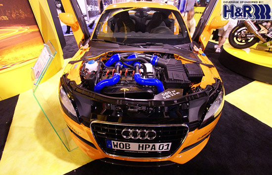 hpa audi tt HPA 565hp Audi TT Named Best In Show At SEMA