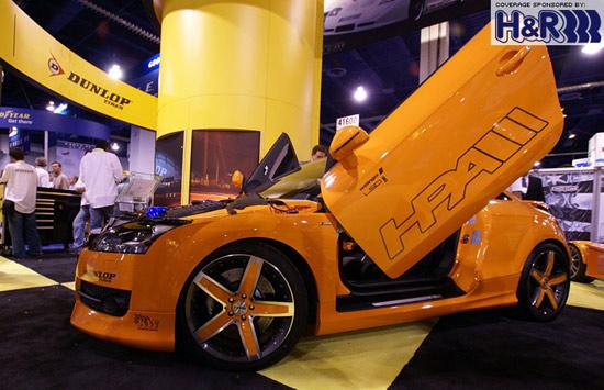 Hpa 565hp Audi Tt Named Best In Show At Sema