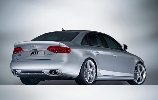2005 ABT Audi AS4