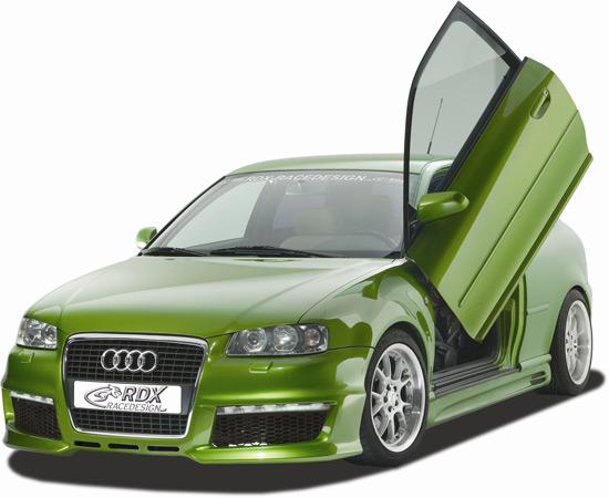 Racedesign Audi A3