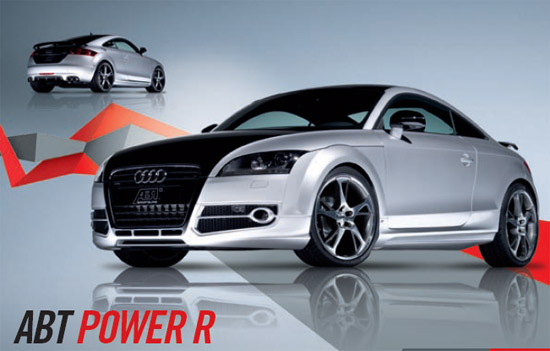 abt power r audi ABT Power: power upgrade for (almost) all