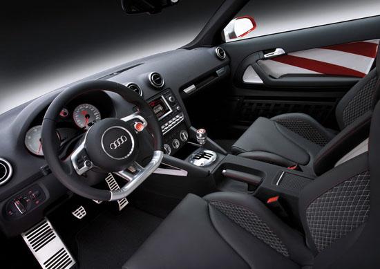 2008 Audi A3 Tdi Clubsport Quattro Concept. audi a3 tdi clubsport quattro