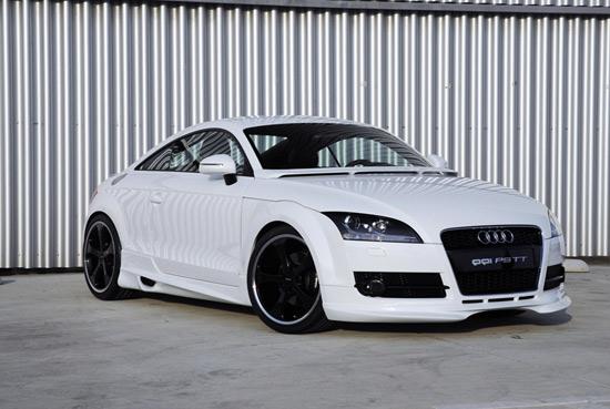 Audi TT Popular Automotive - Audi 4 door sports car