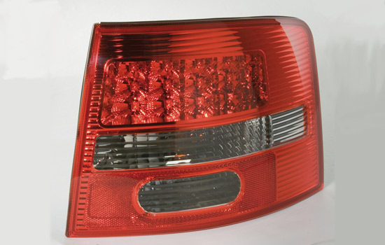2004 Abt Audi As6. audi led LED taillights for