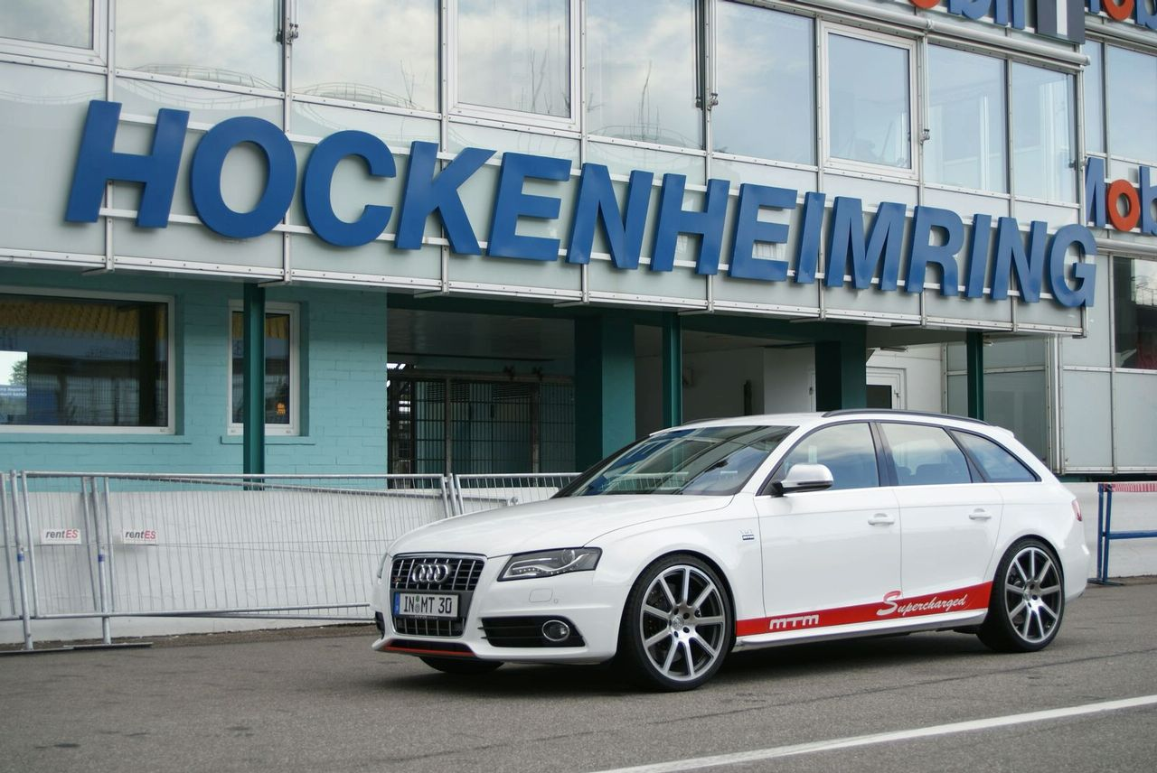 Audi S4 3 0 TFSI tuned by MTM