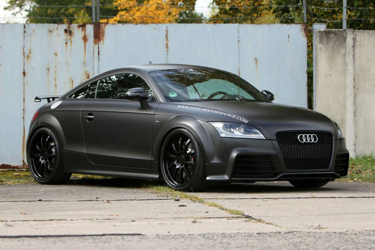 AVUS Audi TT-RS 460hp