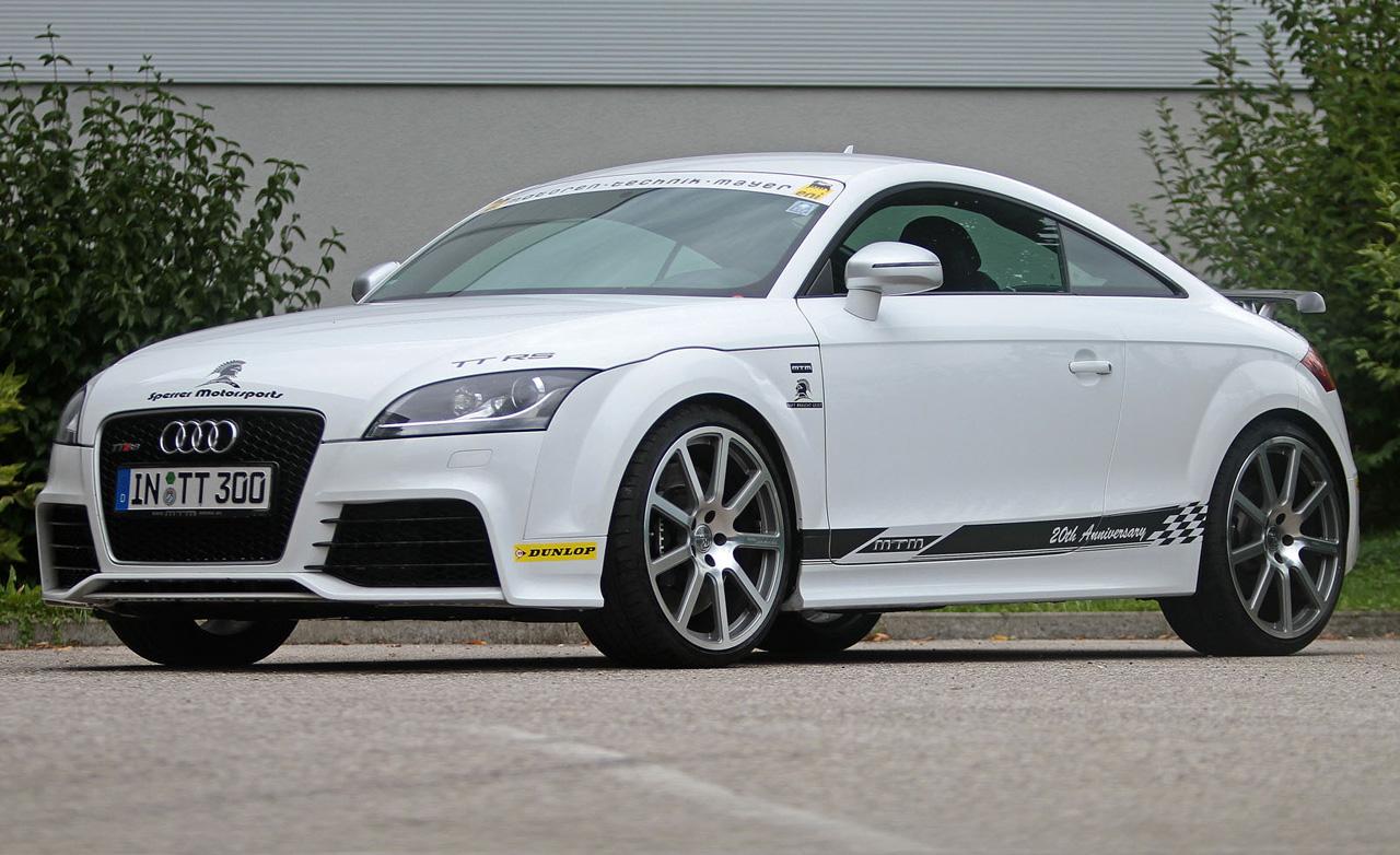 MTM Announces 340hp Audi TTRS 8J