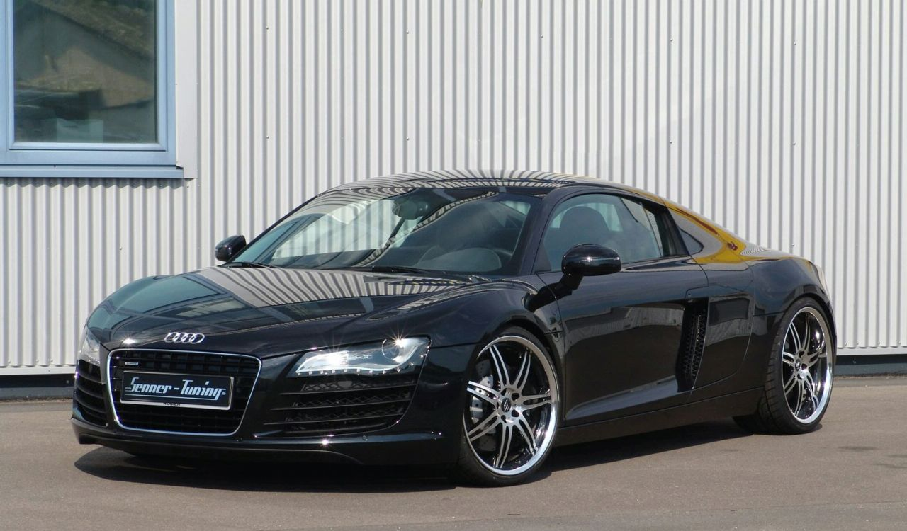 audi r8 by senner tuning. Black Bedroom Furniture Sets. Home Design Ideas