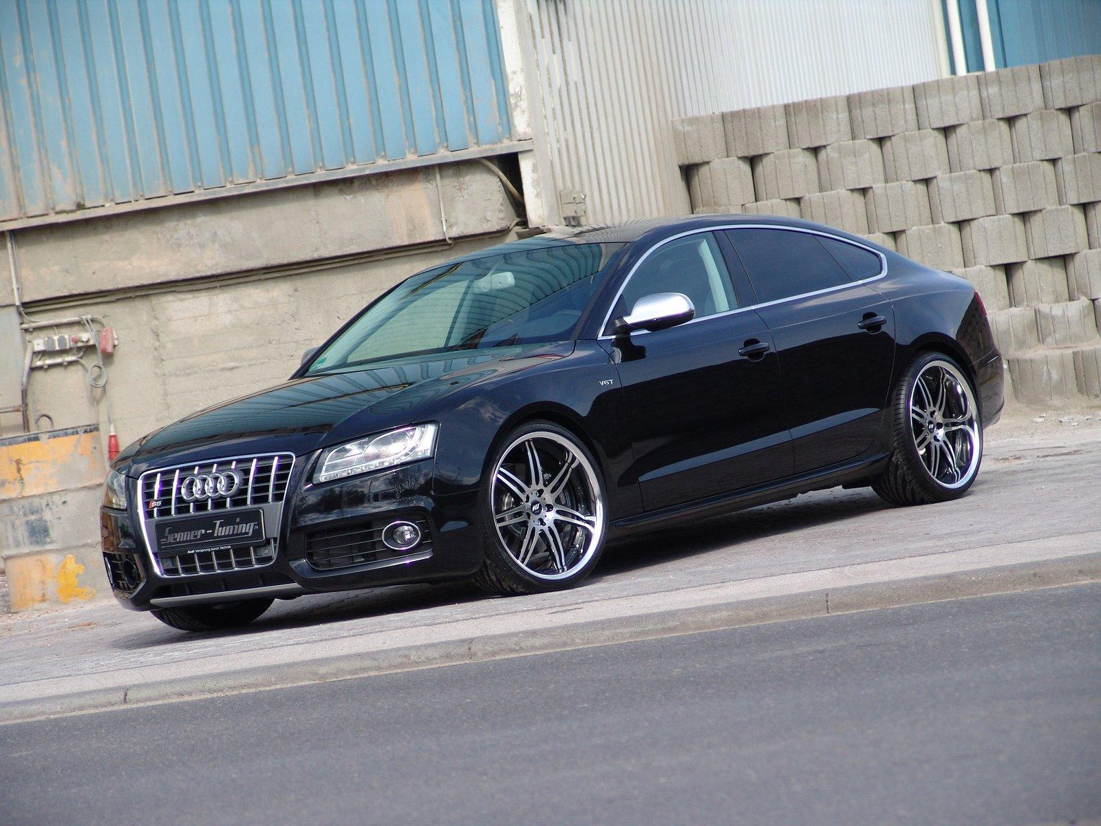 audi a5 senner tuning 12 audi tuning mag. Black Bedroom Furniture Sets. Home Design Ideas