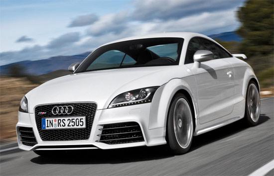Audi TT RS coming to America