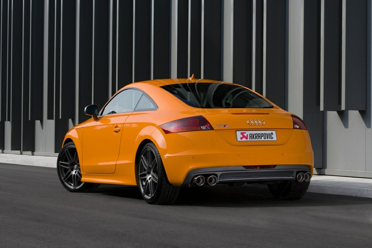 Akrapovic Exhaust Systems For Audi