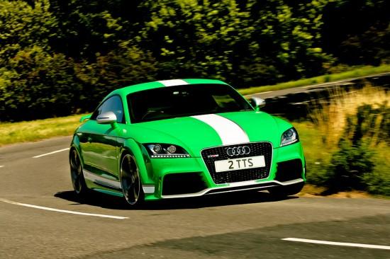 Audi Tt Rs Tuned By Tts Roadsport