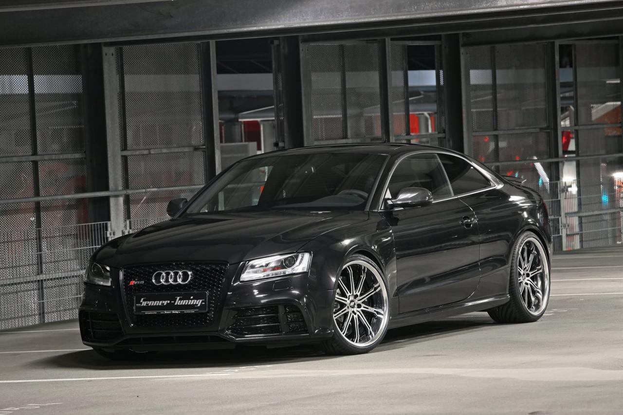 Audi a5 sportback schwarz tuning images - Audi Rs5 By Senner Tuning Ag