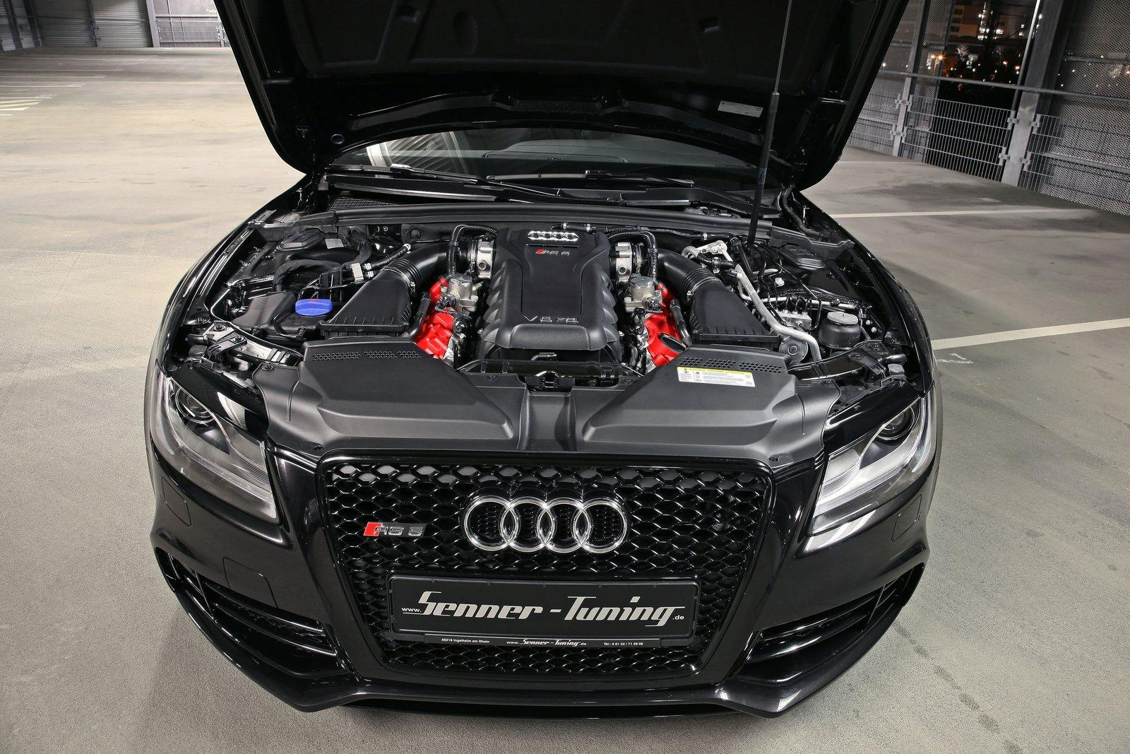 Audi Rs5 By Senner Tuning Ag
