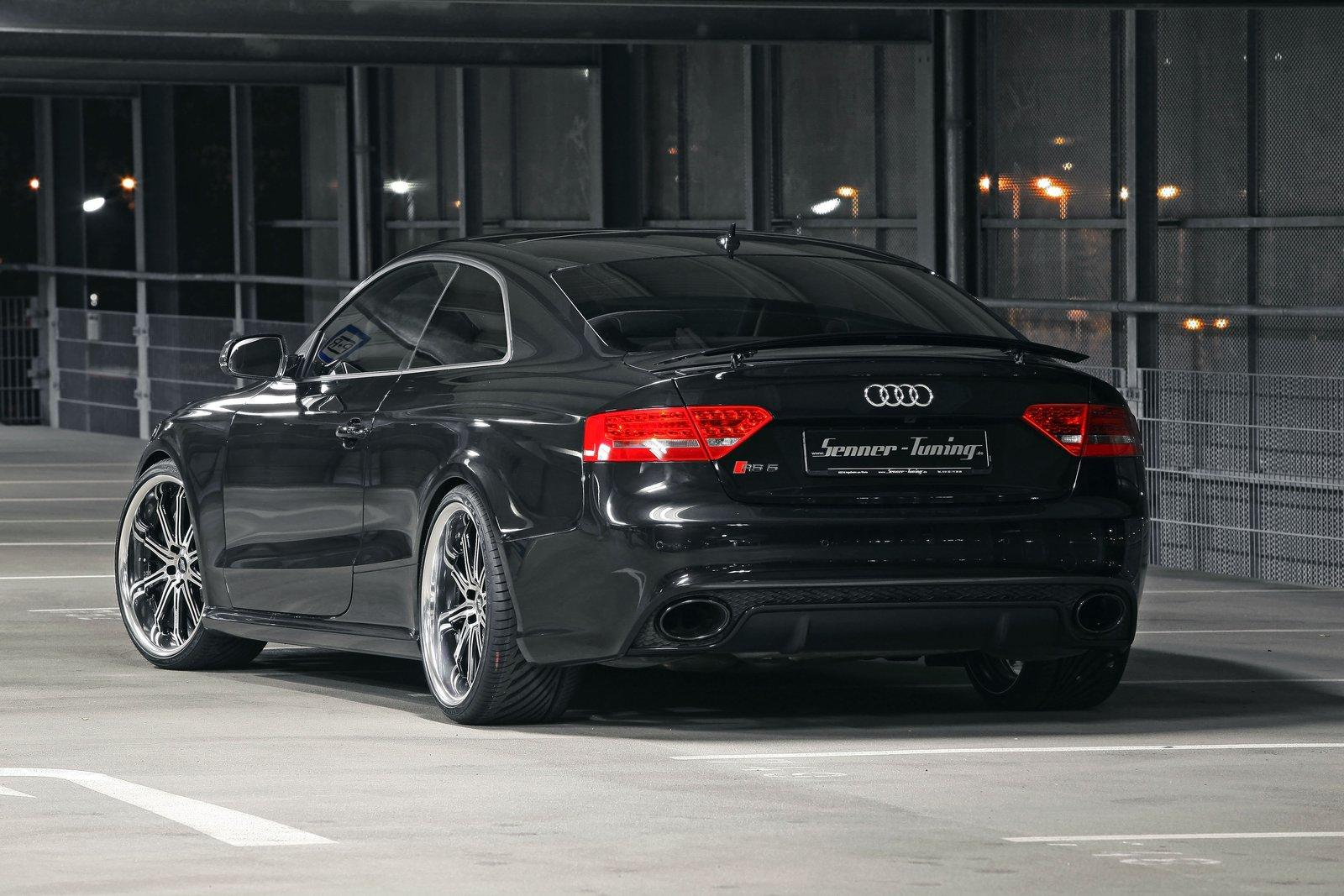 audi rs5 by senner tuning ag. Black Bedroom Furniture Sets. Home Design Ideas