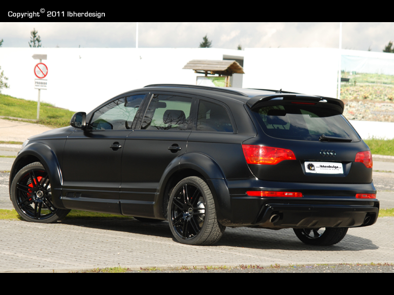 tuning kit audi q7 audi tuning mag. Black Bedroom Furniture Sets. Home Design Ideas