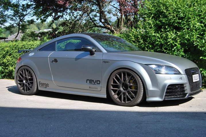 revo audi tt rs 1 audi tuning mag. Black Bedroom Furniture Sets. Home Design Ideas