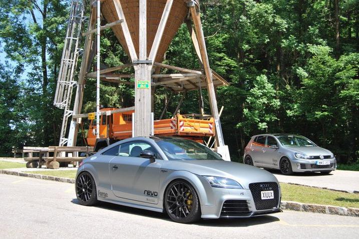 revo Audi TT-RS rtpX1
