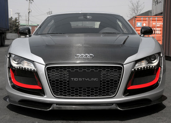 New TID Styling parts for R8 and TT | Audi Magazine