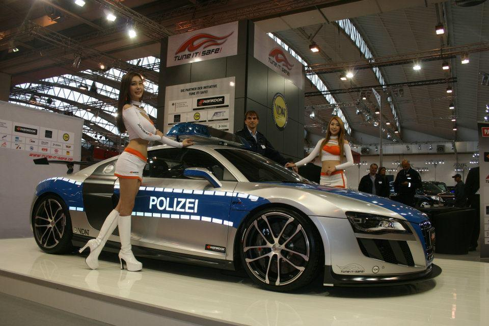 Tune It Safe Audi R8