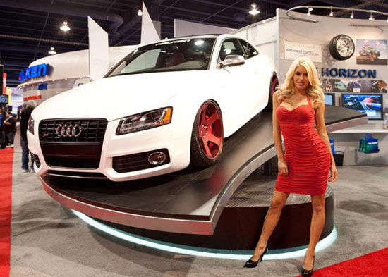Sema Audi S5 Rotiform 7 Audi Tuning Mag