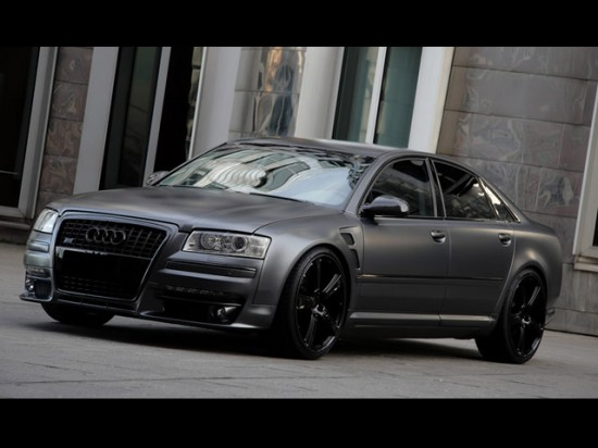 audi s8 superior grey edition by anderson germany 1 550x412 Audi S8 by