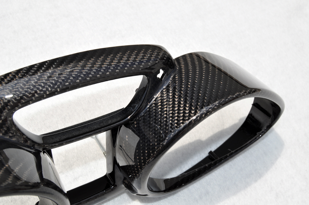 Ppi Carbon Interior Accessories For Audi R8 Update