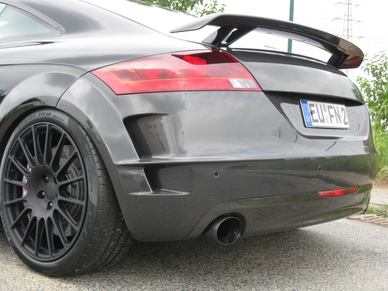 Audi TT 3.2 Turbo DSG by ROTHE Motorsport