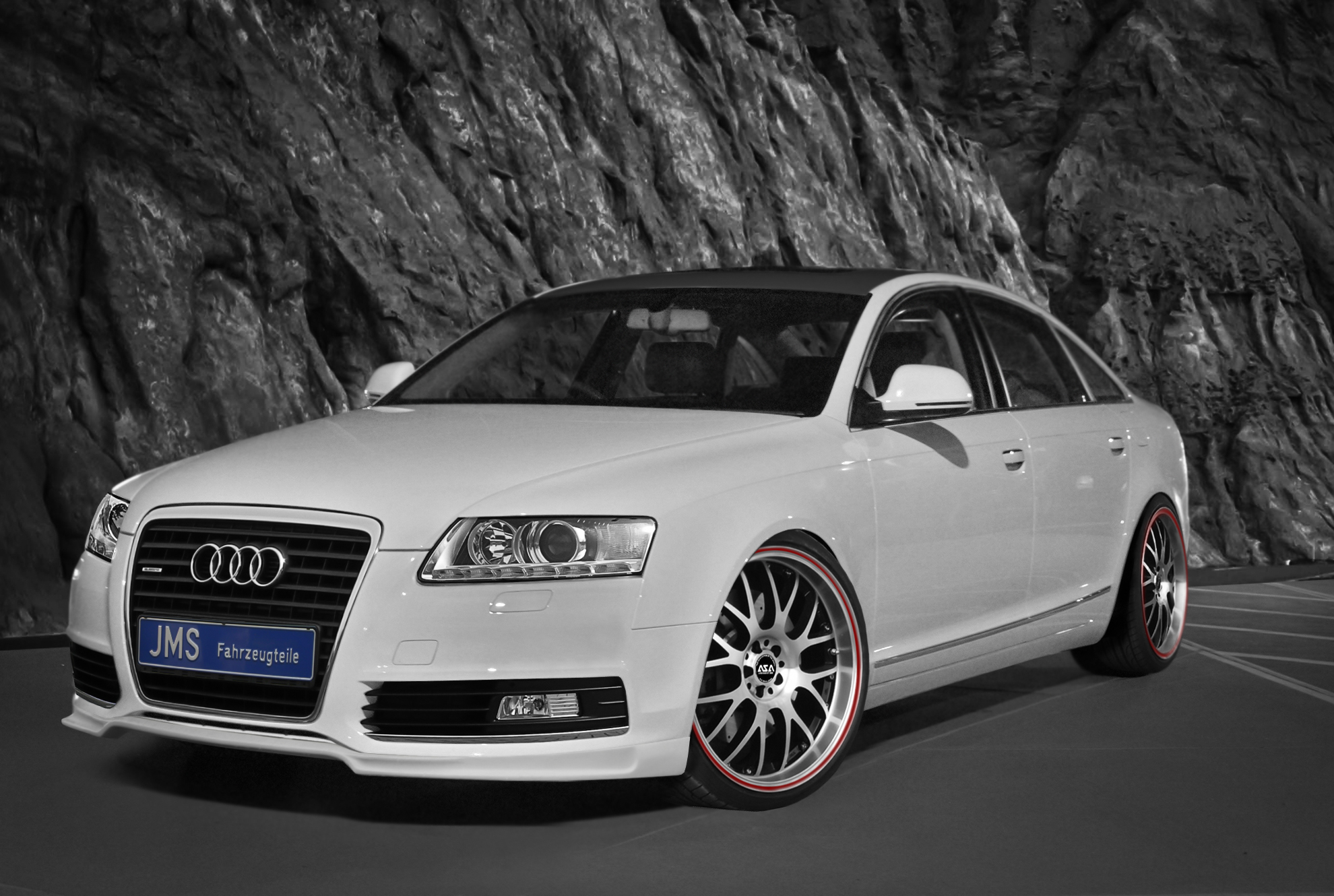 Audi a6 4f facelift styling tuning for Audi a6 4f interieur