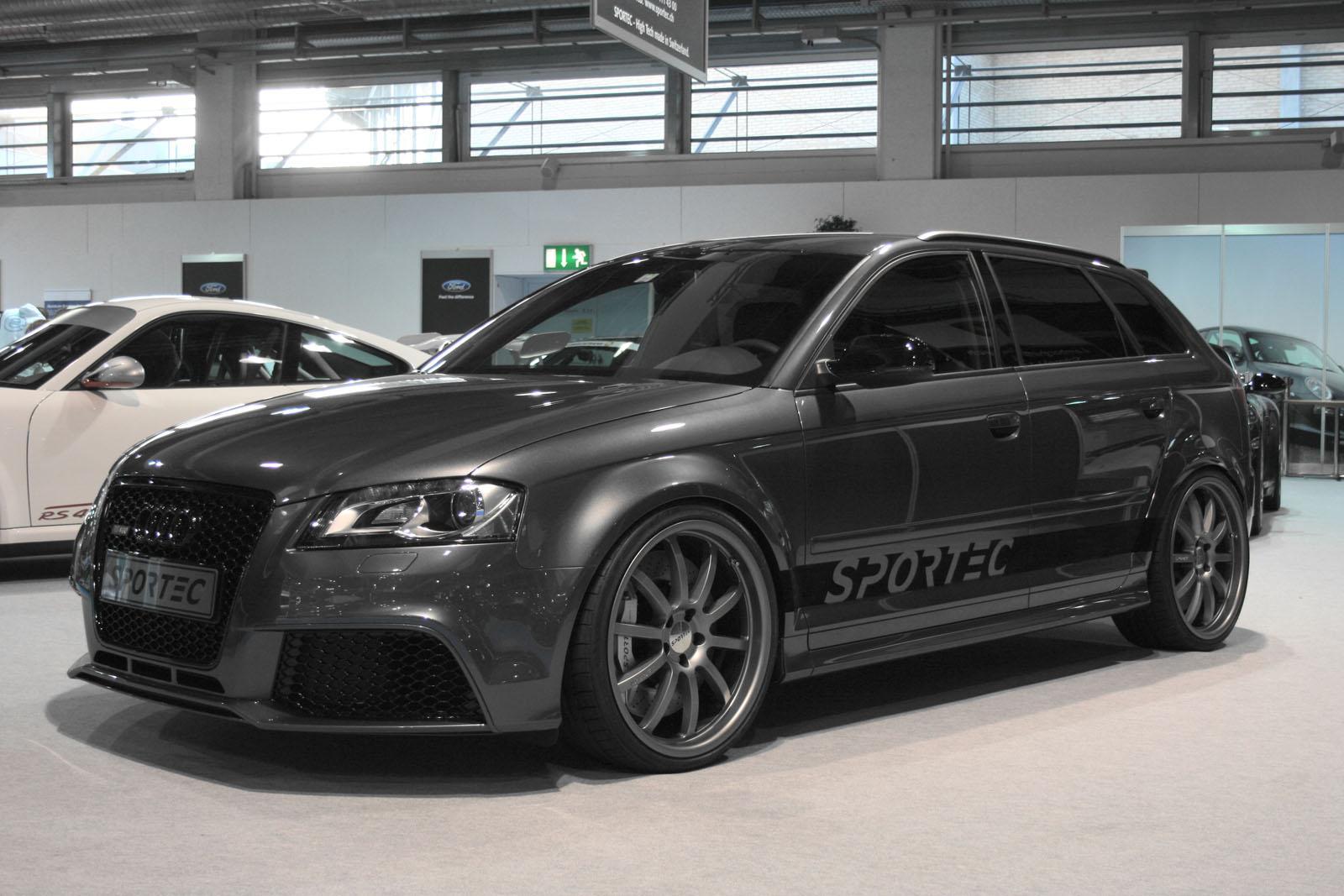 Sportec Audi Rs 3