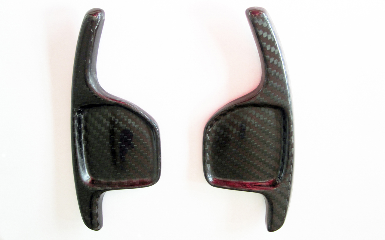 shift lever extensions carbon ppi