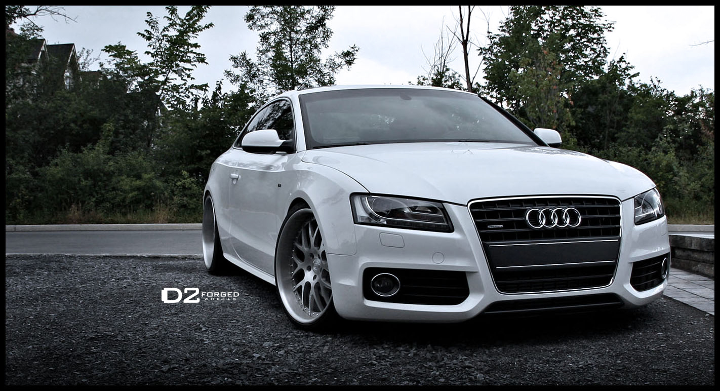 2012 Audi A5 S Line D2forged Vs1 Wheels 09 Audi Tuning Mag