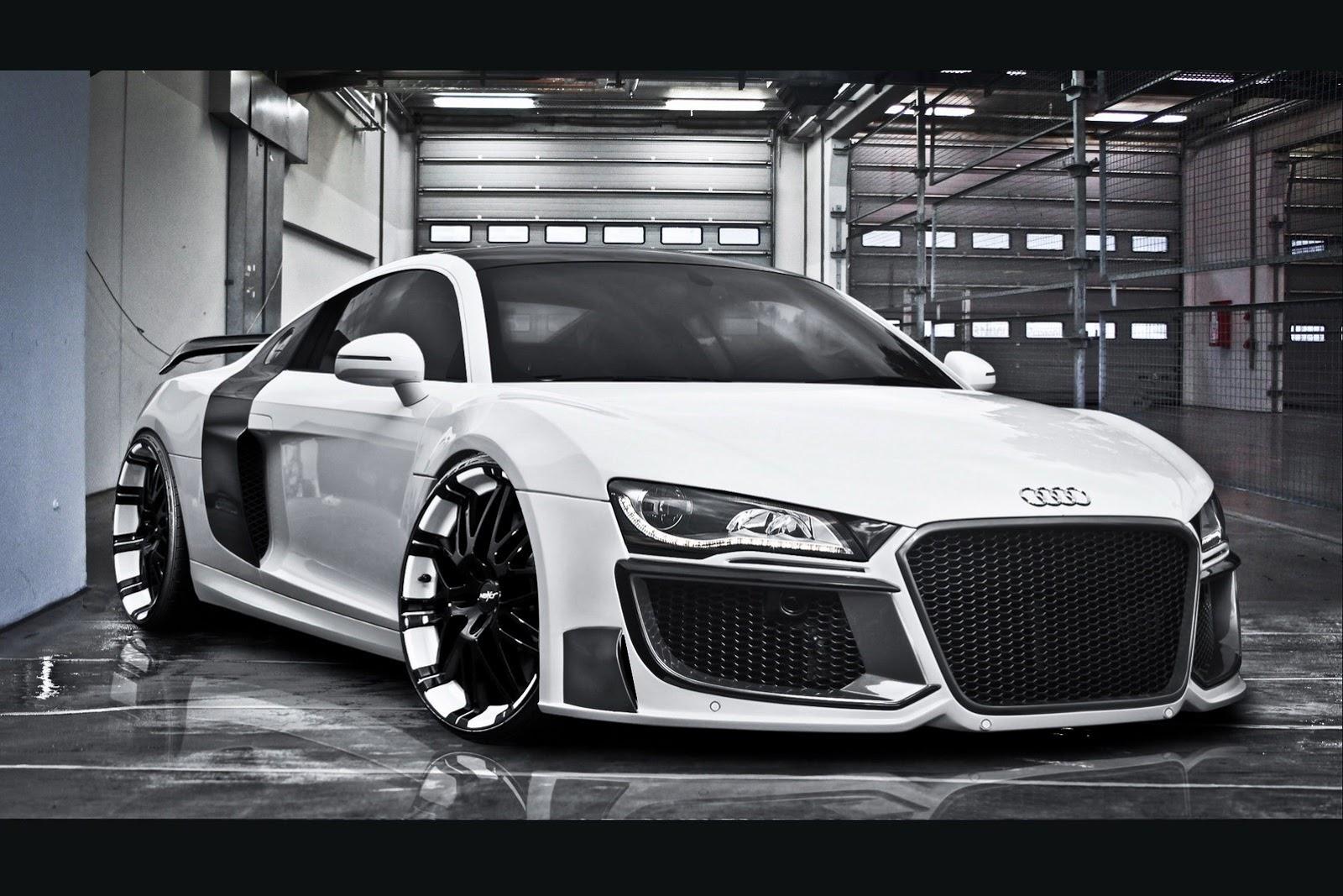 Regula Tuning Audi R Kit - Audi rx8