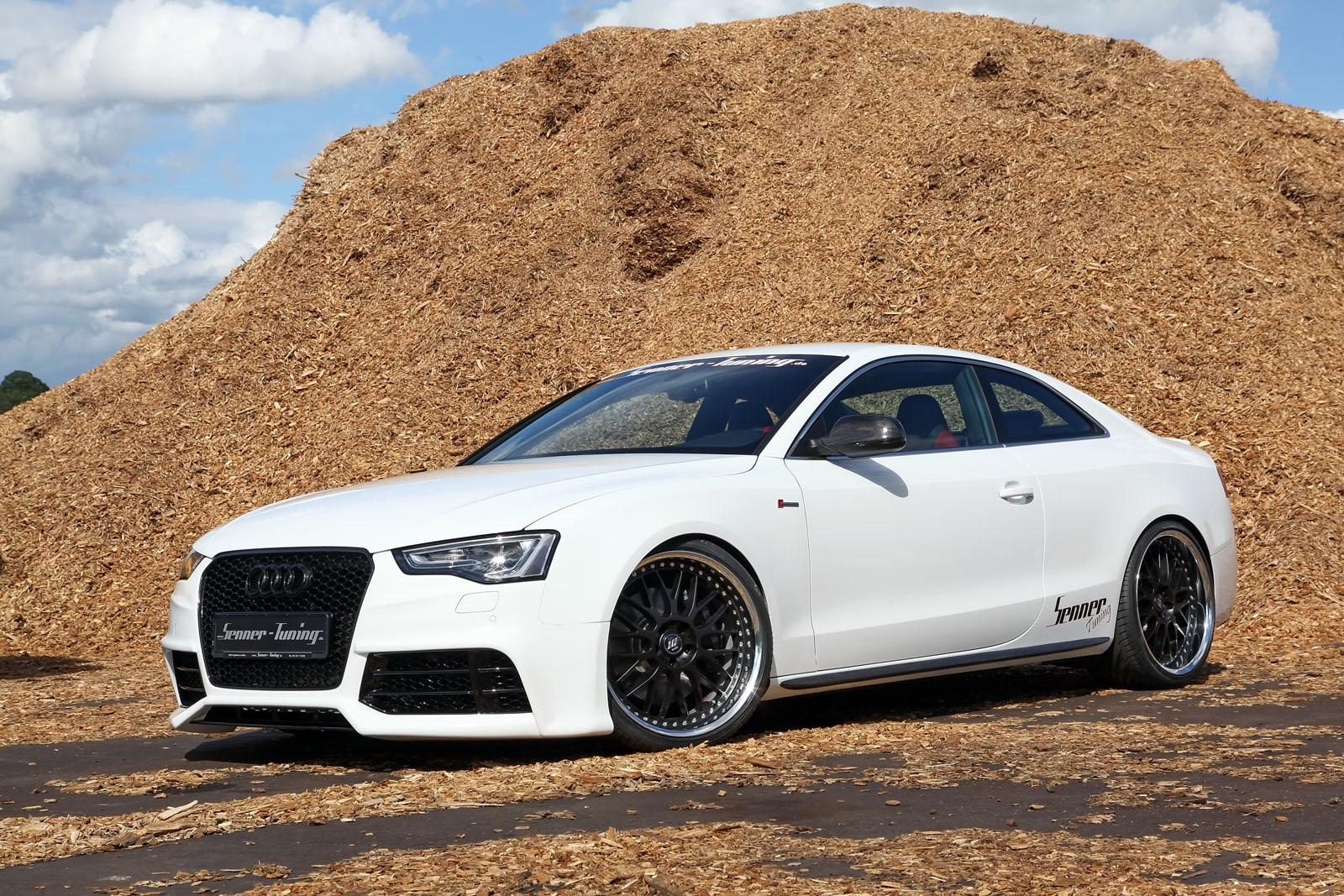 senner tuning audi s5 rs5 style. Black Bedroom Furniture Sets. Home Design Ideas