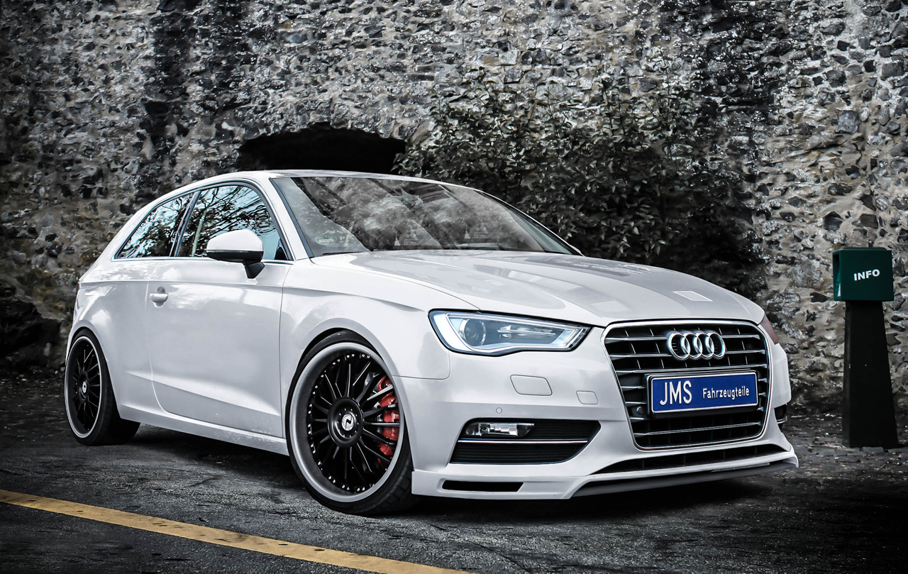 Audi a3 styling