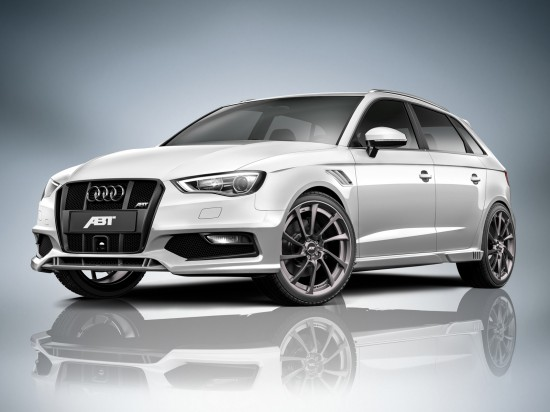 ABT AS3 SB 01 550x412 The new ABT AS3 Sportback lifestyle car