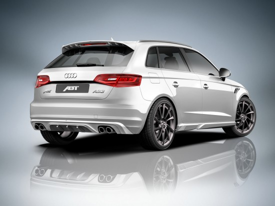 ABT AS3 SB 02 550x412 The new ABT AS3 Sportback lifestyle car