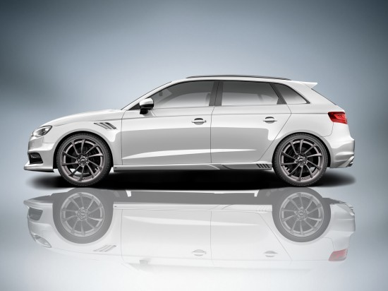 ABT AS3 SB 03 550x412 The new ABT AS3 Sportback lifestyle car