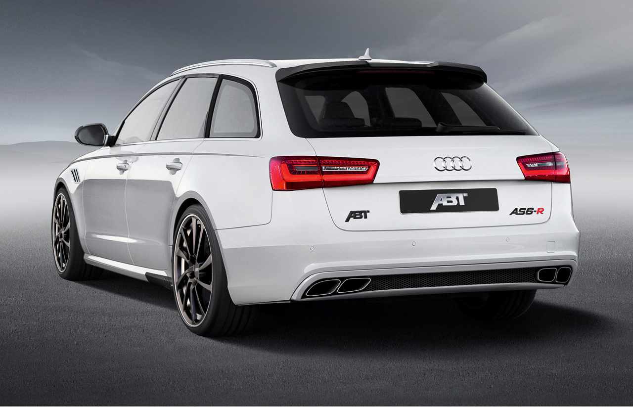 ABT_Audi_AS6-R_Rear