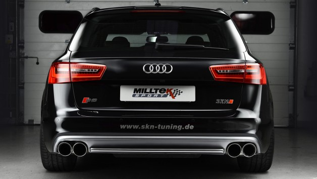 Milltek_S6_Rear