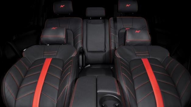 interior Kahn Desing Audi Q7